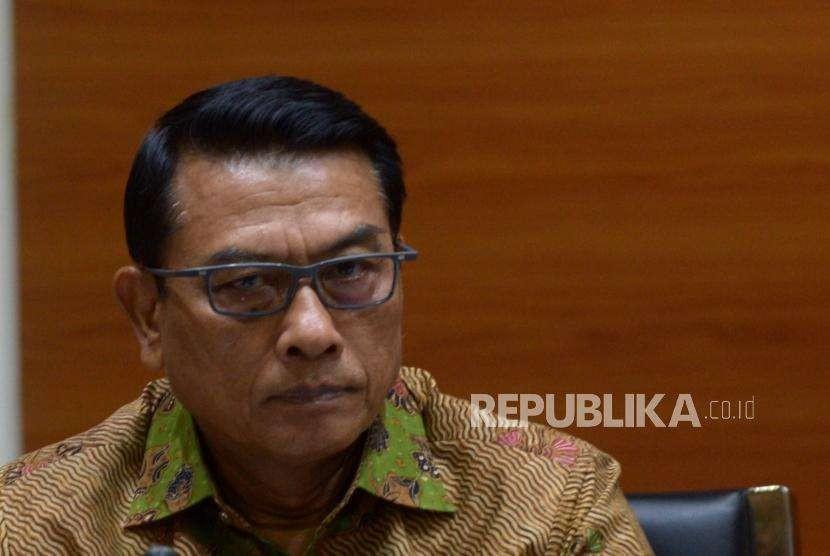 Pertemuan dengan Prabowo, Moeldoko: Cari Keseimbangan Baru