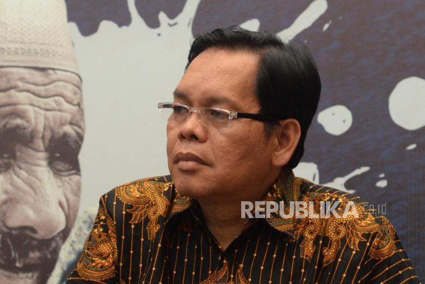 Wakil Sekertaris Jenderal MUI, Amirsyah Tambunan.