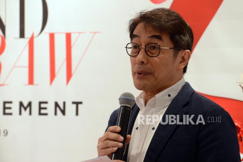 Presiden Direktur PT Panen Lestari Internusa - Handaka Santosa