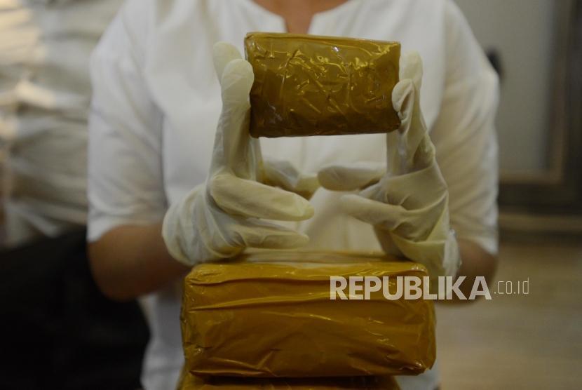 Polresta Banda Aceh Tangkap Lima Pengguna Narkoba Republika Online