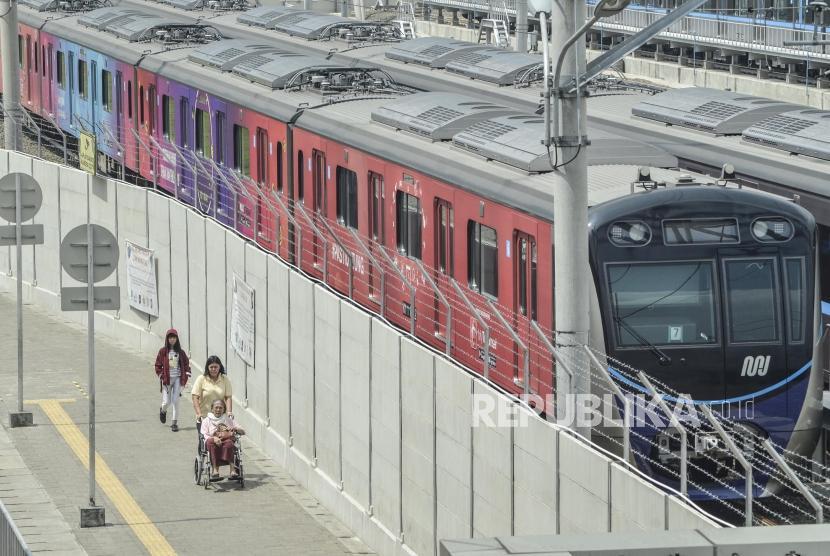 Pembiayaan MRT Fase II Dipastikan Tetap Gandeng Jepang