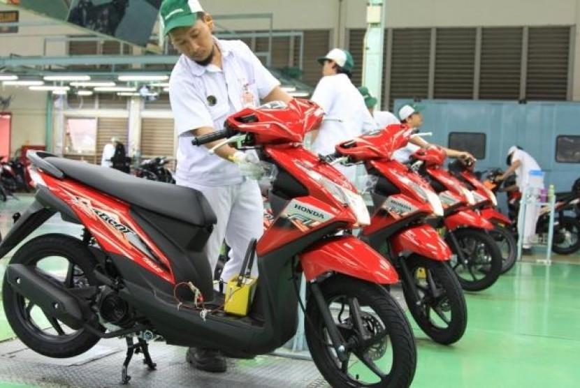 AHM Kuasai Pasar Pada Kuartal I 2014