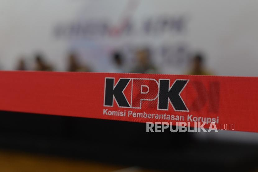 Logo Komisi Pemberantasan Korupsi (KPK).