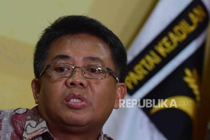 Presiden PKS, Sohibul Iman.