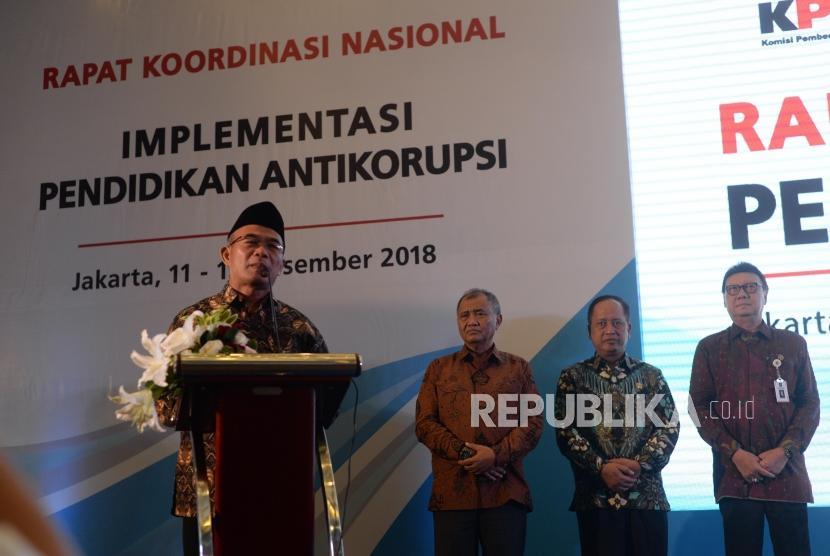 Menteri Pendidikan dan Kebudayaan RI Muhadjir Effendy
