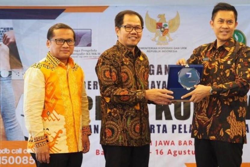 Satgas LPDB-KUMKM di Jawa Akan Diresmikan Presiden Jokowi. (FOTO: Kemenkop dan UKM)