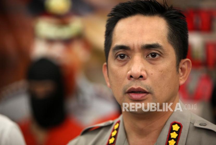 Kapolres Metro Jakarta Selatan Kombes Pol Indra Jafar.