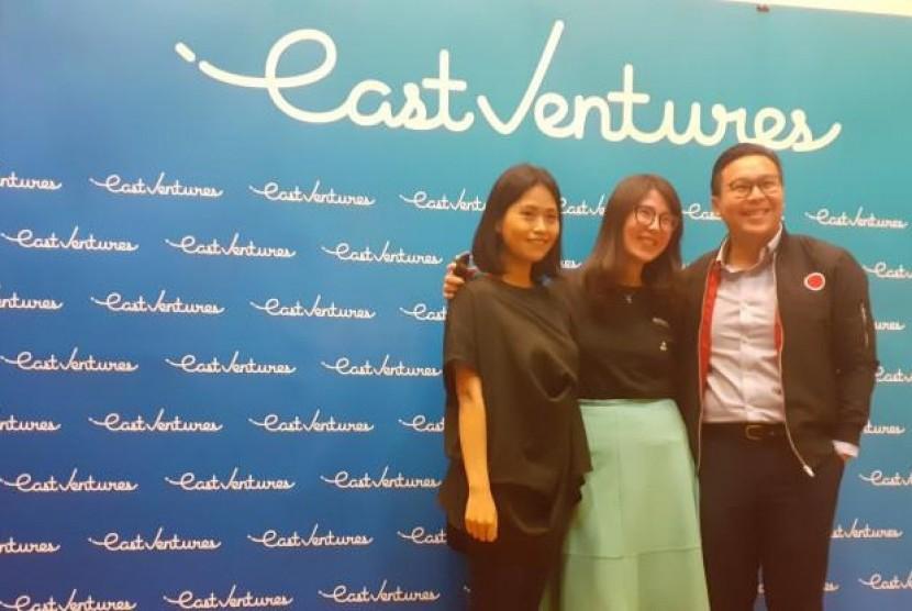 East Ventures Raih Penghargaan Sebagai Perusahaan Modal Ventura Terkonsisten di Dunia. (FOTO: Tanayastri Dini Isna)
