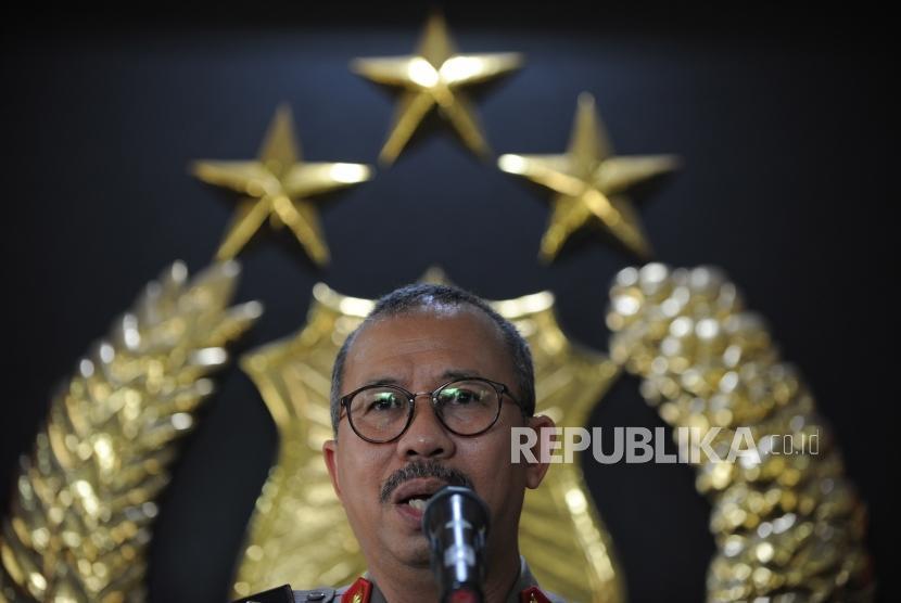 Kepala Divisi Humas Polri Irjen Setyo Wasisto.
