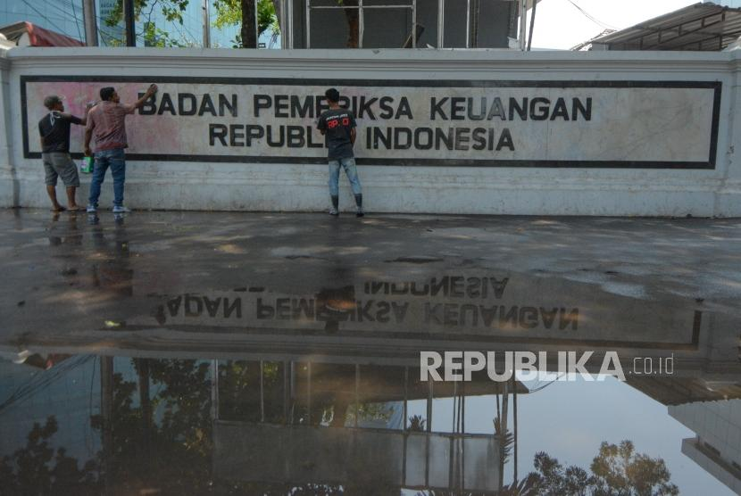 Bpk Mulai Audit Laporan Keuangan Kementerian Republika Online
