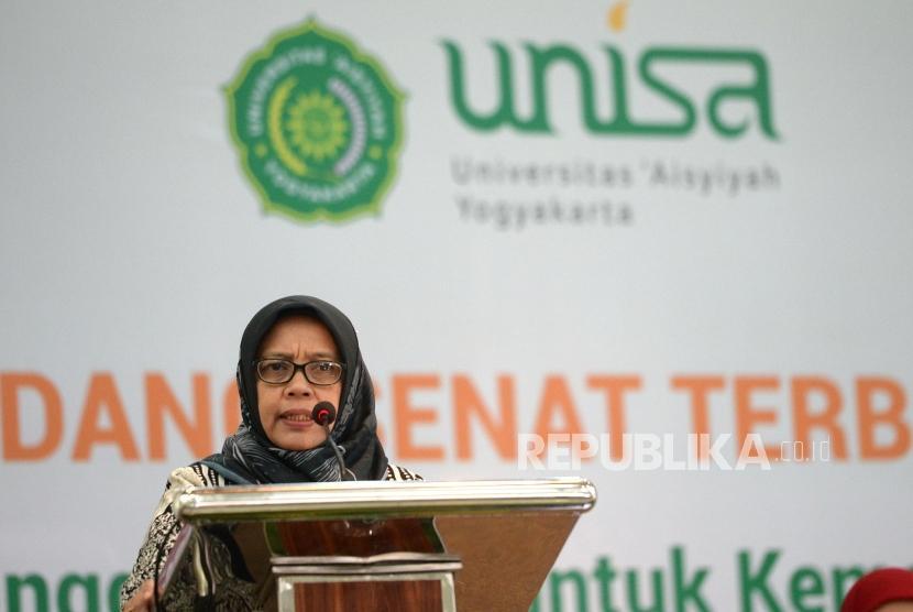 Universitas Aisyiyah Bandung Resmi Dibuka
