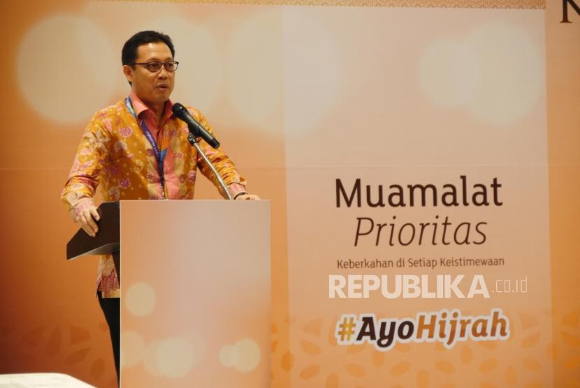 CEO Bank Muamalat Achmad K Permana