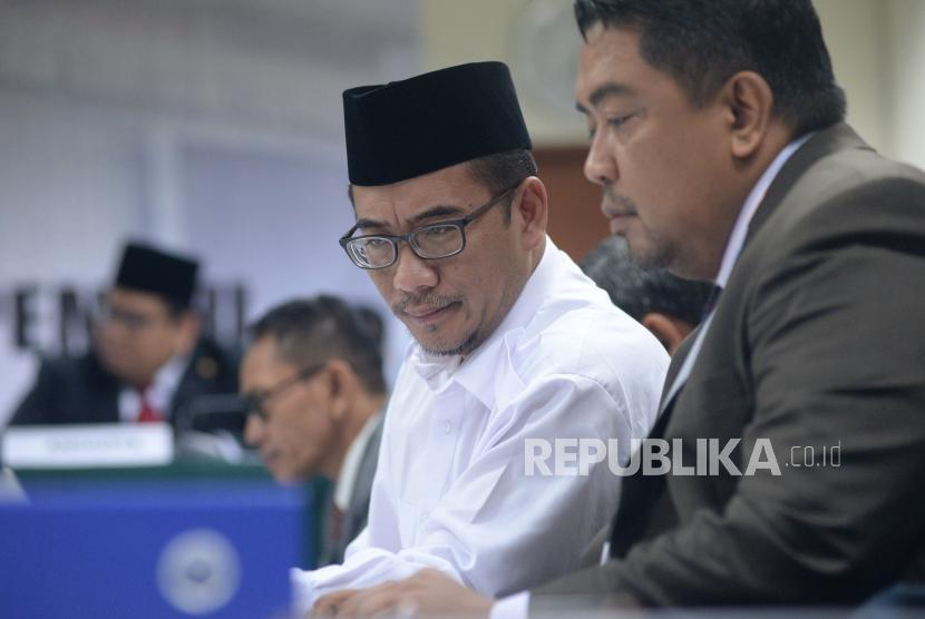 Komisioner KPU Hasyim Asyari