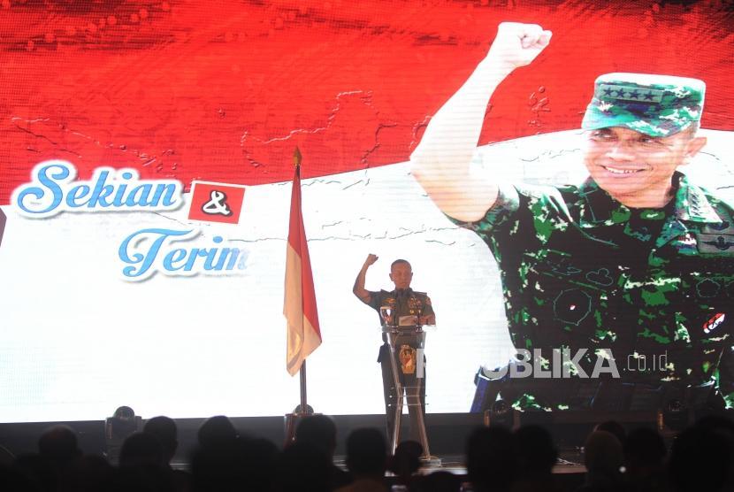 Kepala Satuan TNI AD Jendral Mulyono.
