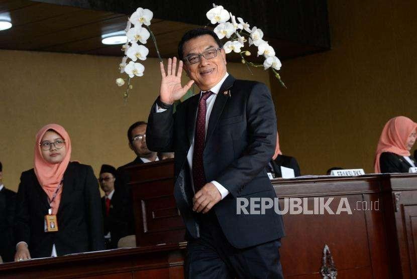 Presidential Chief of Staff Moeldoko