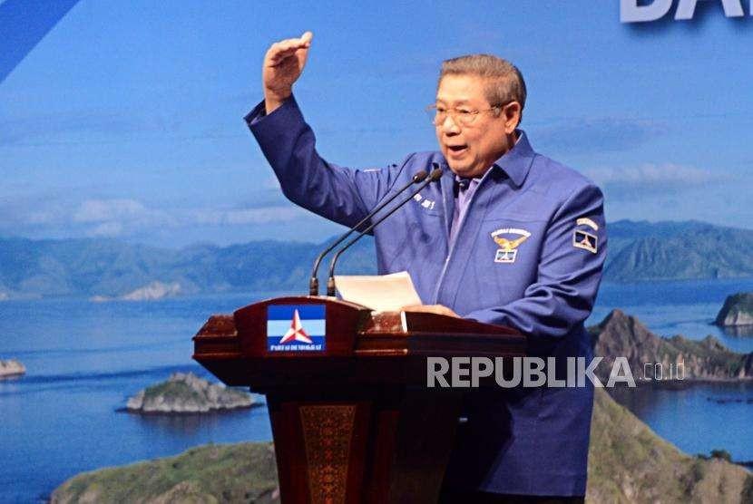 Ketua Umum Partai Demokrat - Susilo Bambang Yudhoyono (SBY)