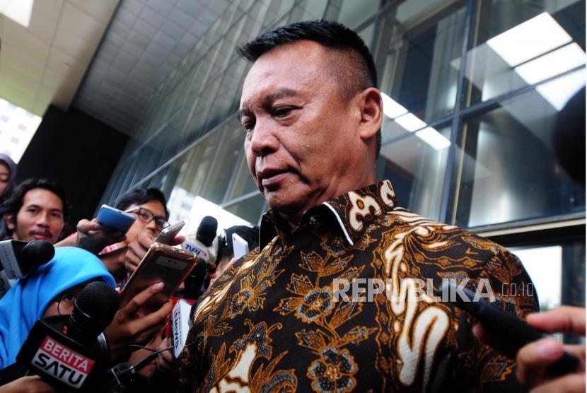 Anggota Komisi I DPR TB Hasanuddin