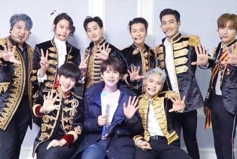 Super Junior Rilis Teaser