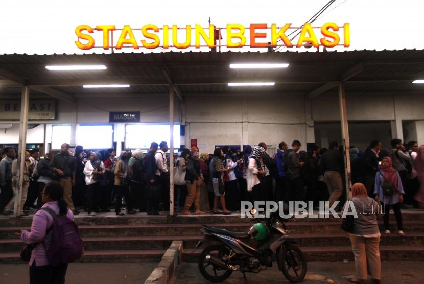 Sistem Tiket Elektronik Krl Kembali Berfungsi Republika Online