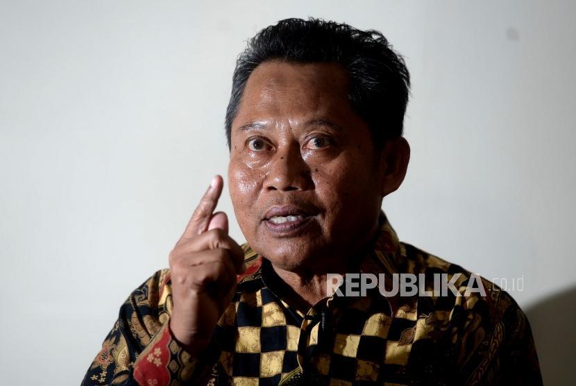 Rektor Universitas Pendidikan Muhammadiyah (UNIMUDA) Sorong - Rustamadji