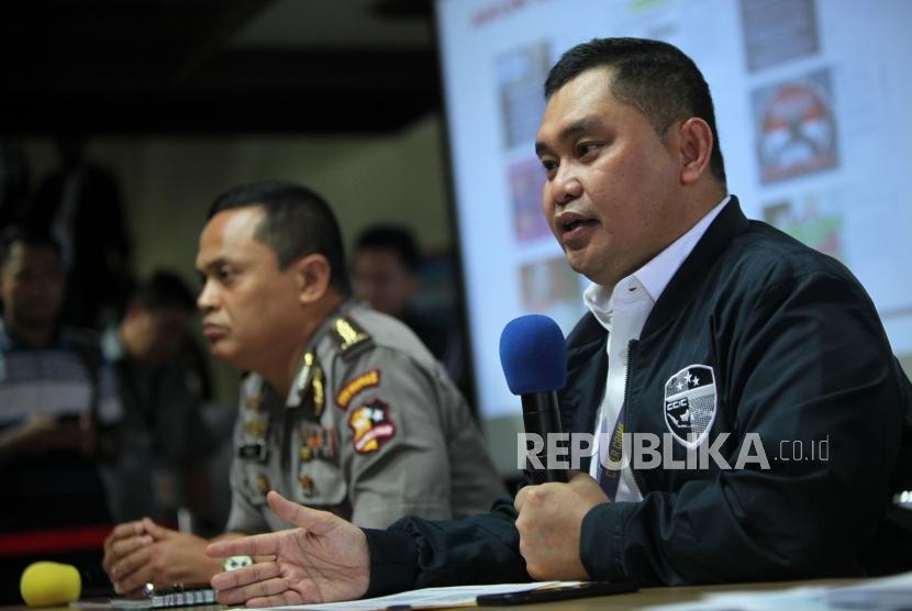 Analis Kebijakan Divisi Humas Mabes Polri Kombes Sulistyo Pudjo.