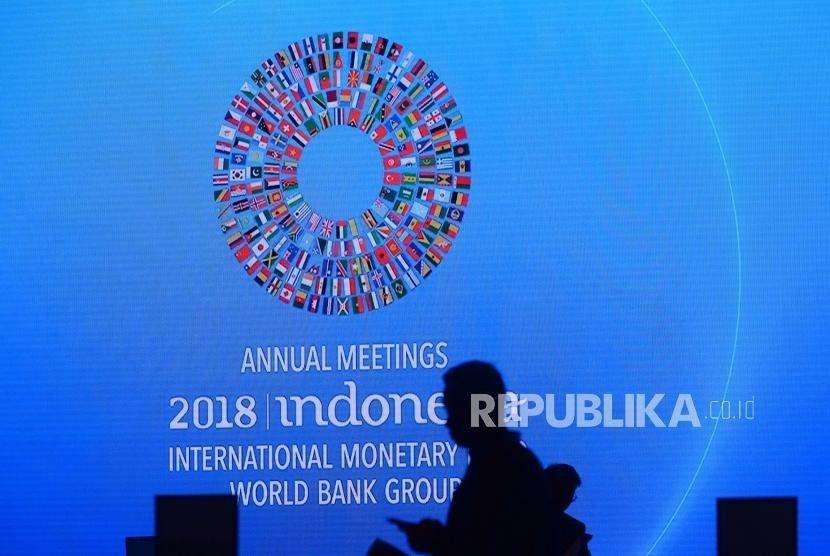 IMF-WB Annual Meeting in Nusa Dua, Bali, Friday (Oct 12).
