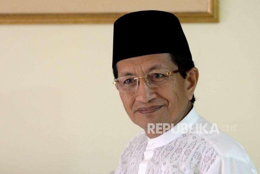 Nasaruddin Umar- Imam Besar Masjid Istiqlal