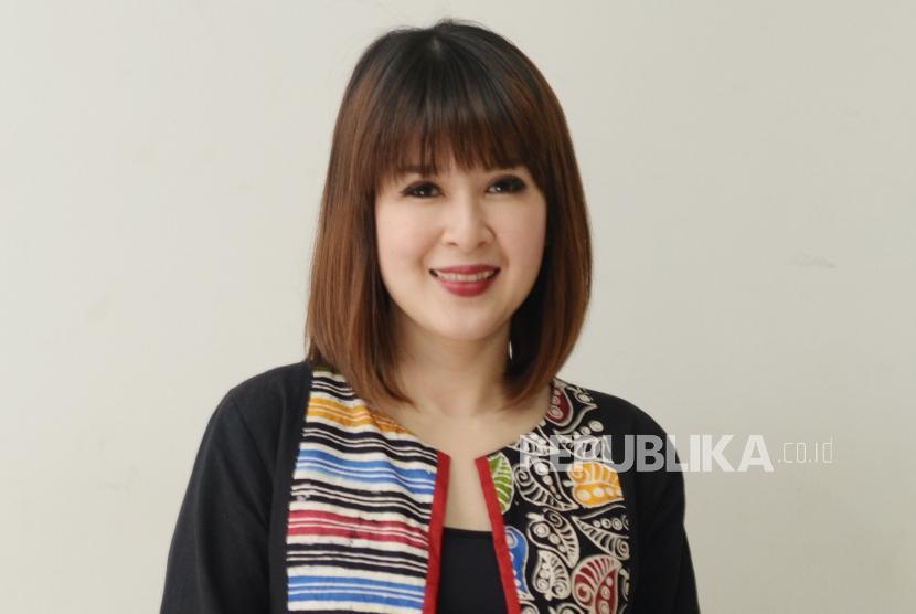 Ketua Umum Partai Solidaritas Indonesia, Grace Natalie.