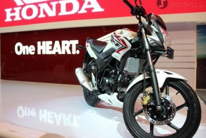 Motor Sport Honda Tumbuh Signifikan