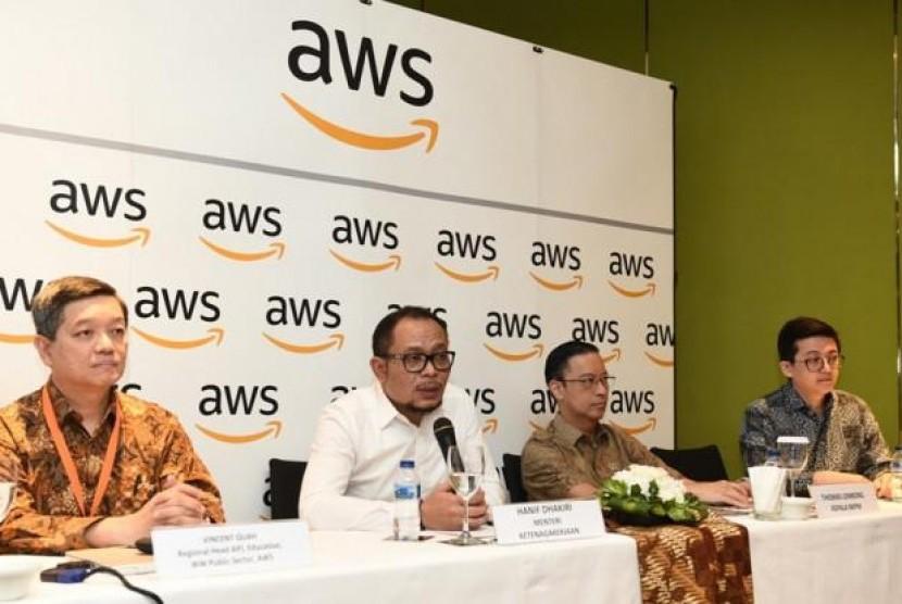 Ambisi AWS Telurkan Ratusan Ribu SDM Cloud Computing di Indonesia. (FOTO: AWS)