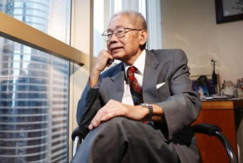 Henry Fong, Sosok Konglomerat Sepuh yang Penderma. (FOTO: Success Stories)