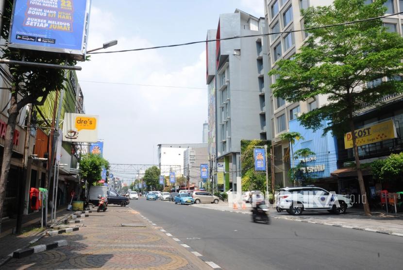 Dprd Revitalisasi Jalan Sabang Masih Dikaji Republika Online