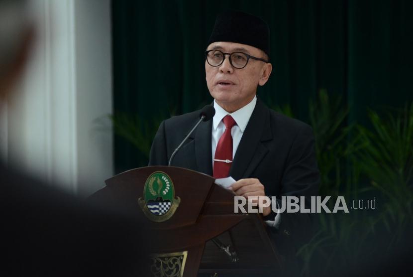 Penjabat (Pj) Gubernur Jawa Barat M Iriawan