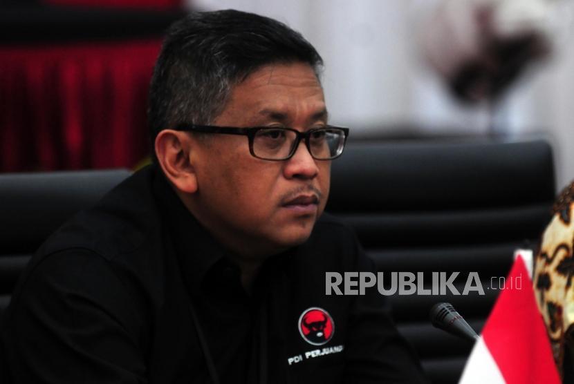 Sekjen PDI Perjuangan - Hasto Kristiyanto