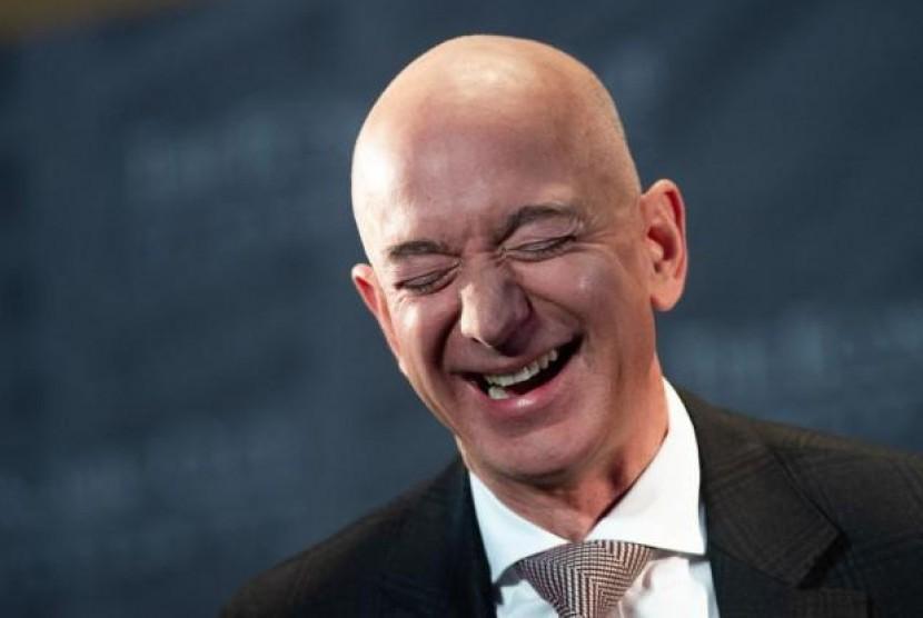 Jeff Bezos Antarkan Amazon Jadi Perusahaan Tak Terkalahkan. (FOTO: VOX)