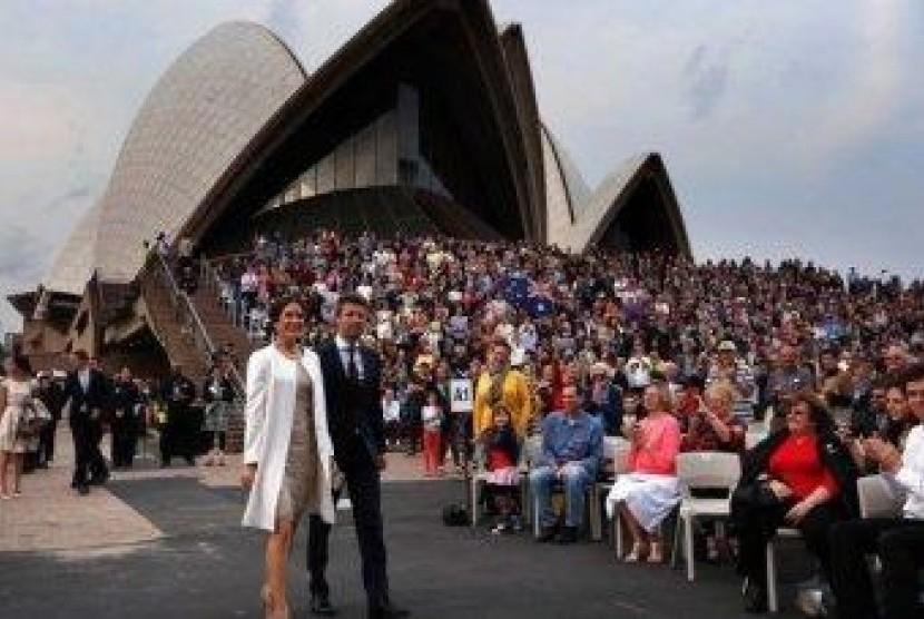 Perayaan Sydney Opera House