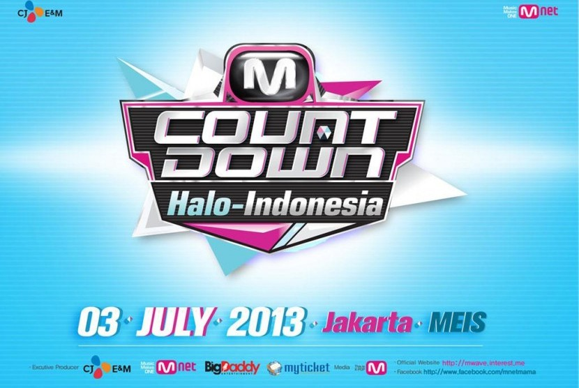 Countdown Halo Indonesia