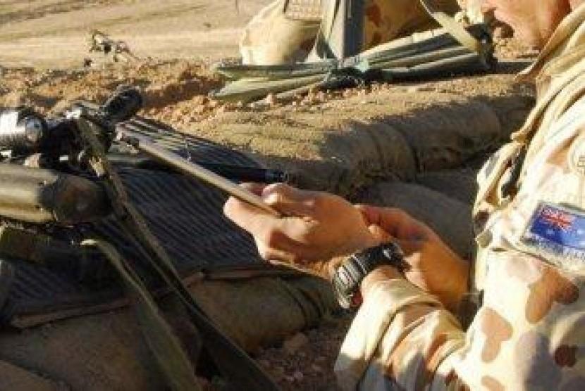 Veteran Perang Australia