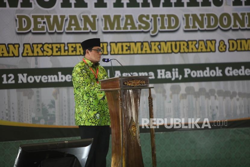 Sekretaris Jenderal DMI Imam Addaruqutni