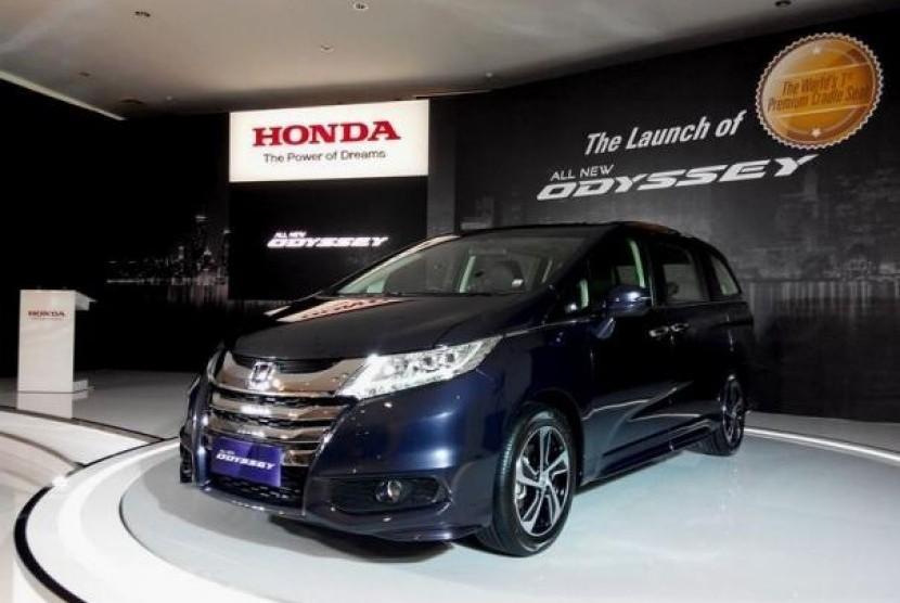 Nih, Fitur Andalan New Honda Odyssey
