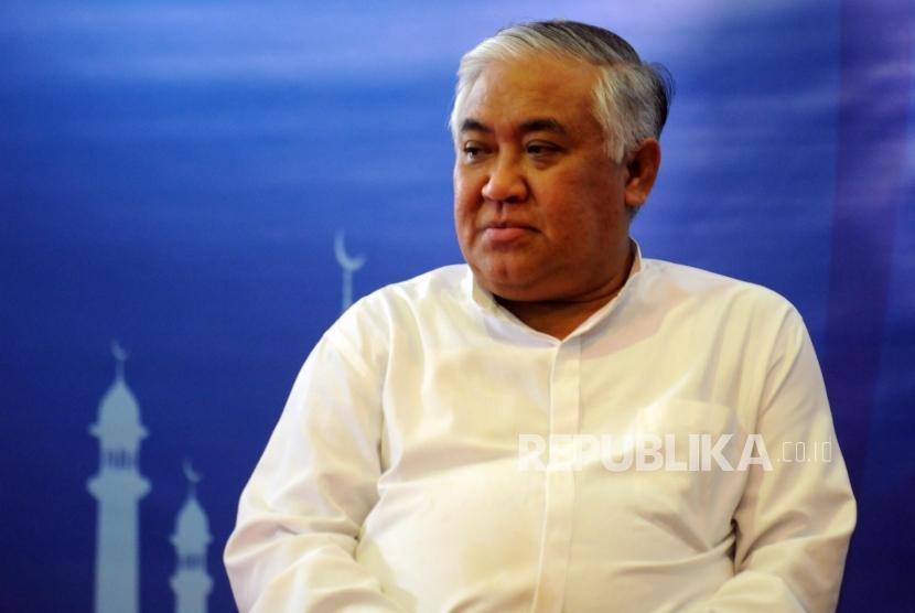 Utusan Khusus Presiden untuk Dialog dan Kerjasama Antaragama dan Peradaban - Din Syamsuddin