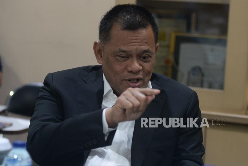 Mantan Panglima TNI Jenderal TNI Gatot Nurmantyo