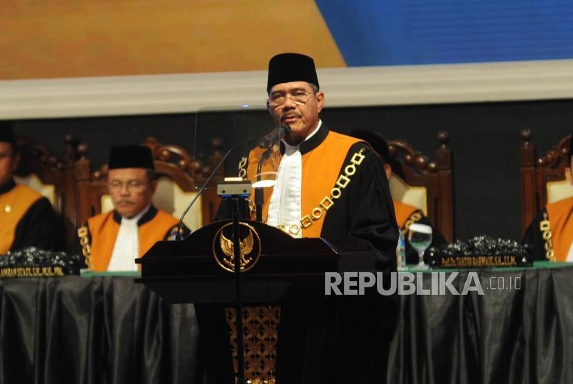 Chief Justice of the Supreme Court (MA) Hatta Ali