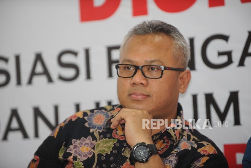Ketua Komisi Pemilihan Umum - Arief Budiman