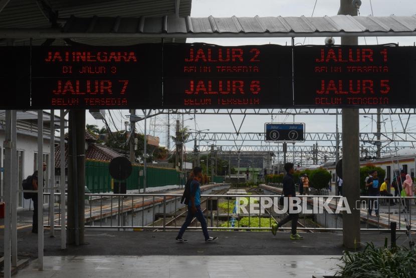 Bogor Station.