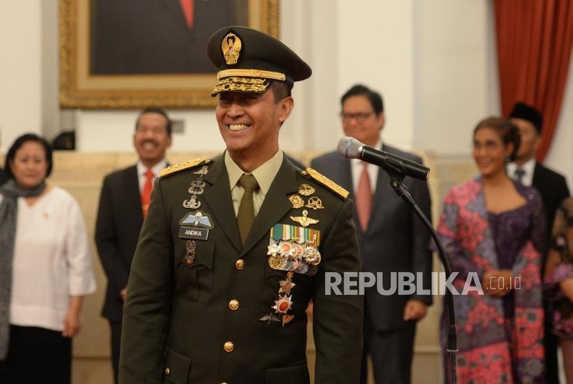 Ksad Sanksi 7 Prajurit Tni Karena Unggah Penusukan Wiranto