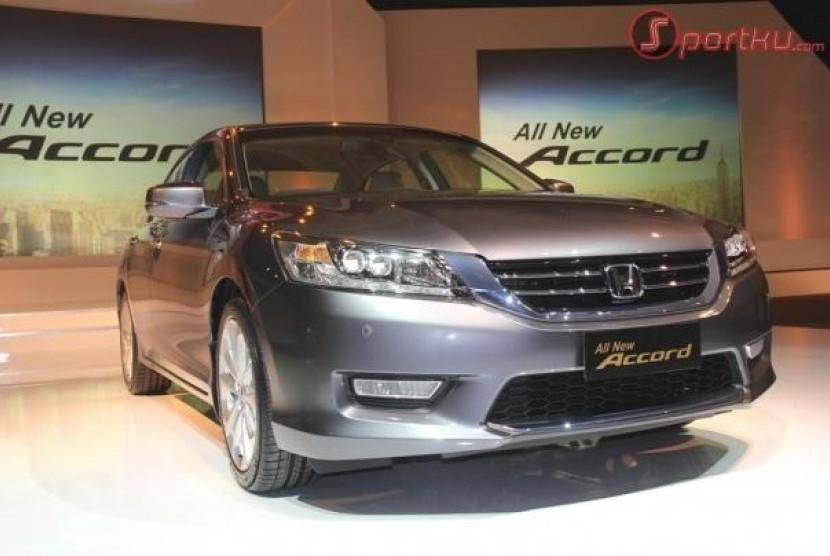 Earth Dreams Technology, Fitur Baru New Honda Accord