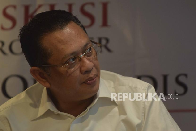 Golkar's Executive Board Chairman Bambang Soesatyo