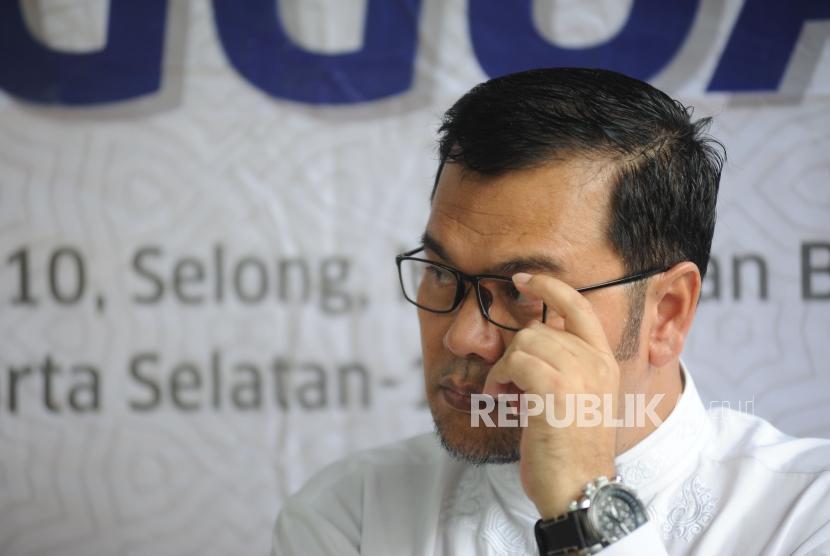 Direktur Pusat Studi dan Pendidikan HAM UHAMKA - Manager Nasution