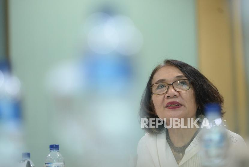 Komisioner Komnas Perempuan Magdalena Sitorus.